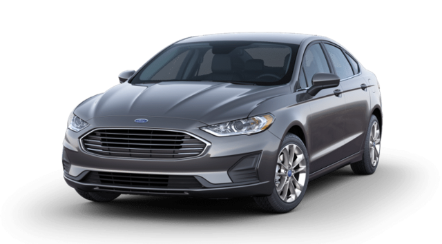 2020 Ford Fusion SE FWD Car